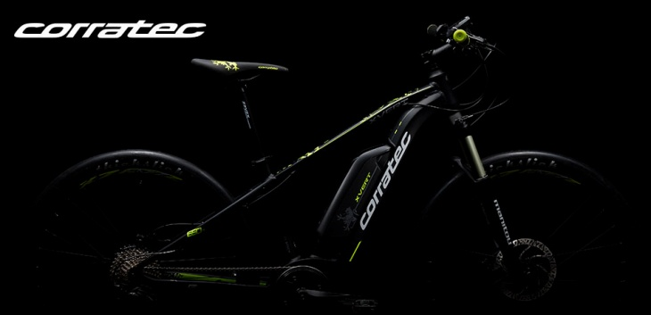 コラテック社製のe-bike