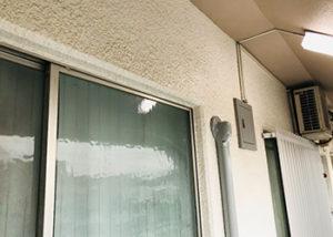 エアコン設置室外