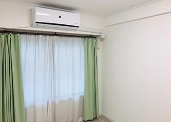 エアコン設置2個目